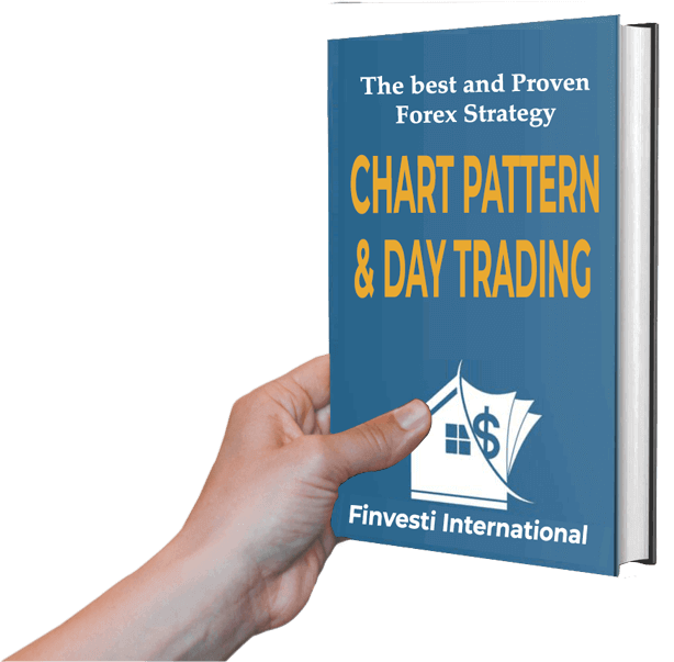 Chart Pattern and Day Trading E-book in hand