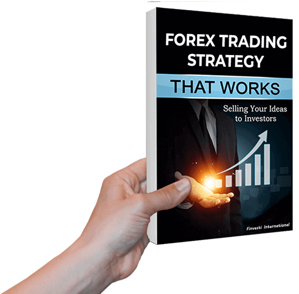 Forex Trading Strategy in hand